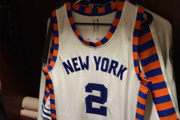 new style aefbe 9395b Knicks to unveil 50's throwback jerseys tonight | Knicks Online